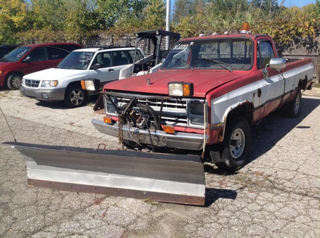 1987 Chevrolet R-V 10 Scottsdale